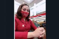 Angeline Fremalco: Kaum perempuan jangan takut berkarya untuk negara