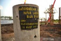 Riau butuh dukungan nyata pemerintah pusat atasi abrasi pulau terluar