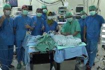 RSUD Moewardi Solo berhasil pisahkan bayi kembar siam asal Karanganyar