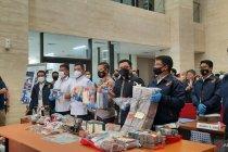 Polri tangani 33 kasus penimbunan obat dan tabung oksigen