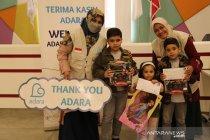 Ramadhan, Adara salurkan bantuan bagi pengungsi Palestina di Lebanon