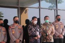 Polda Lampung dan KPK koordinasi terkait penanganan perkara korupsi