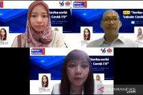 576 kader kesehatan Bogor dilatih tangkal hoaks soal vaksin COVID-19