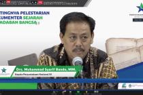 Pelestarian naskah kuno bagian dari penyelamatan dokumenter Nusantara