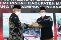 Pemkot Malang salurkan bantuan untuk korban gempa