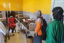 Dinas Kesehatan  Kapuas ambil sempel makanan warga keracunan