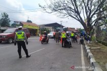 Pemkot Bandung terapkan penyekatan mudik di tujuh titik
