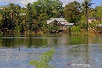 Munculnya danau baru akibat Siklon Tropis Seroja