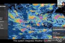 Hujan lebat diprakirakan melanda beberapa daerah di Indonesia