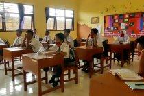 Temanggung uji coba PTM tingkat SMP