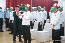 34 napi kasus terorisme ikrarkan kesetiaan pada NKRI