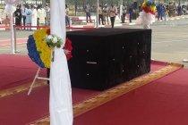 Pemakaman kenegaraan untuk mendiang Presiden Idriss Deby Itno