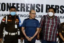 Kejati Kalbar tangkap buronan 15 tahun kasus pembalakan liar