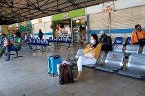 Penumpang bus di Terminal Purboyo Madiun tinggal 20%