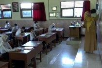 85 persen sekolah Kota Malang uji sekolah tatap muka