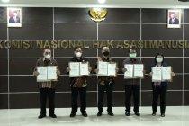 Lima lembaga negara teken MoU cegah penyiksaan dalam penjara