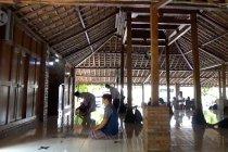 Nuansa Jawa tempo dulu di Masjid Joglo Klaten