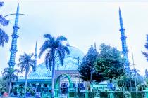 Al A\'zhom, masjid berkubah tanpa penyangga terbesar di dunia