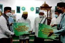 162 imam dan marbot masjid di Kabupaten Bangka terima insentif