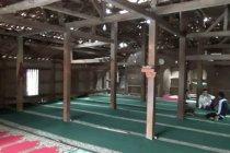 Menelusuri jejak masjid kayu di Gunung Karang Pandeglang