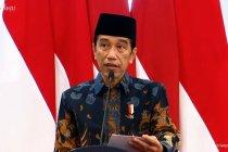 Presiden ajak masyarakat salurkan zakat lewat amil resmi