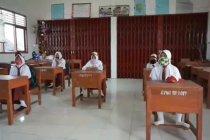 Lampung Barat gelar KBM tatap muka