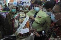 BPOM temukan berbagai produk pangan ilegal beredar selama Ramadhan