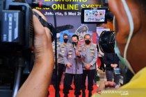Program digital kepolisian menandai 100 hari kinerja Kapolri