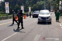 Polres Gunung Kidul perketat pemeriksaan kendaraan luar DIY