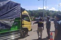 Satgas minta pemudik putar balik di Pelabuhan Padangbai-Bali