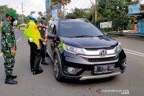 Polisi amankan dua travel gelap di Kabupaten Bogor
