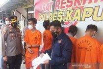 Polres Kapuas tangkap oknum perawat pembuat surat palsu bebas COVID-19