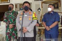 Polres Cianjur siagakan 12 titik penyekatan termasuk jalur tikus