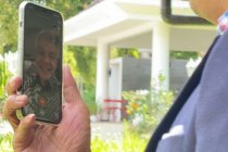 Ridwan Kamil-Ganjar Pranowo video call bahas Masjid Raya Banyumas