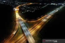 Tol Trans Jawa sepi imbas larangan mudik