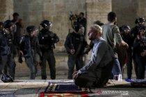 Saudi, UAE kutuk Israel atas bentrokan di masjid Al-Aqsa