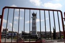Pembatasan wisatawan di Jam Gadang