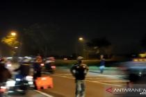 Polisi Karawang benarkan viral ratusan pemudik terobos penyekatan
