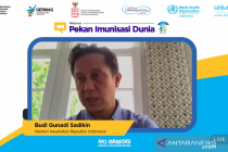 Tiga mutasi virus COVID-19 banyak ditemukan di Sumsel dan Kalimantan