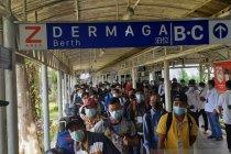 732 PMI masih menjalani karantina di Batam