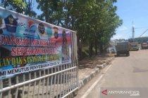 Pelabuhan Pangkalbalam hentikan operasional kapal penumpang