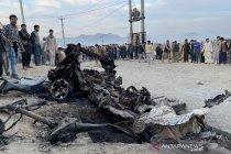Bom meledak di bus di Afghanistan, 11 orang tewas