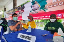 Tim pakar: Maksimalkan vaksinasi saat penyekatan larangan mudik