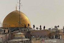 """Yordania peringatkan Israel atas serangan \""""barbar\"""" di Masjid Al Aqsa"""