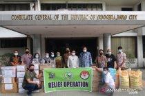 Ramadhan saat pandemi, KJRI Davao City bantu korban kebakaran Filipina