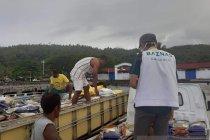 Baznas salurkan paket Lebaran mustahik di perbatasan RI-Filipina