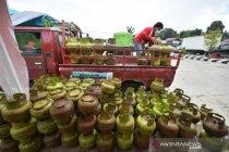 Pertamina harap Disperindag-kepolisian tindak penjual LPG di atas HET
