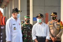 Menko PMK apresiasi penyekatan mudik di GT Cikupa Tangerang