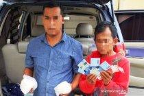 Polisi tangkap dua pengedar uang palsu di Nagan Raya Aceh