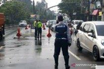 432 kendaraan terjaring pos penyekatan larangan mudik di Tangerang